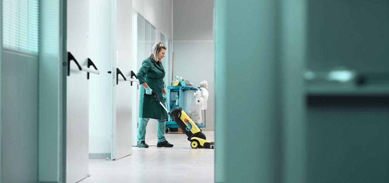Ihr Reinigungsdienst muss besonders strenge Vorschriften einhalten?