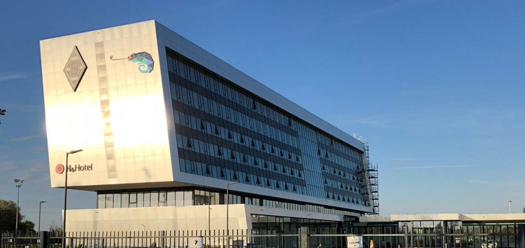 Fassadenreinigung Trio GmbH Gebäudereinigung Krefeld
