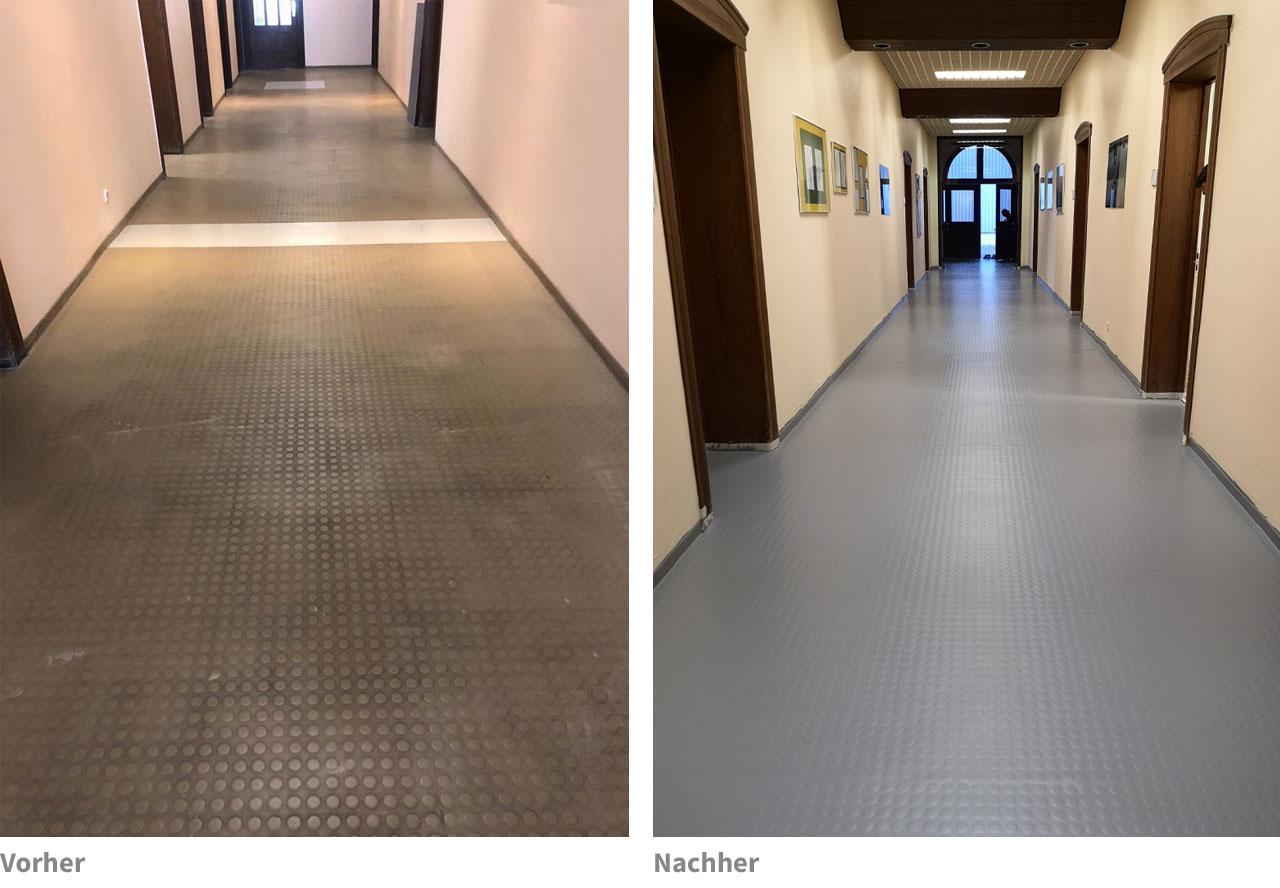 Bodensanierung Trio GmbH Gebäudereinigung Krefeld